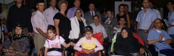Nafi Güral Eğitim Vakfı'ndan 28 Tekerlekli Sandalye